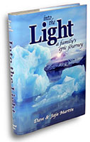 Into The Light- book